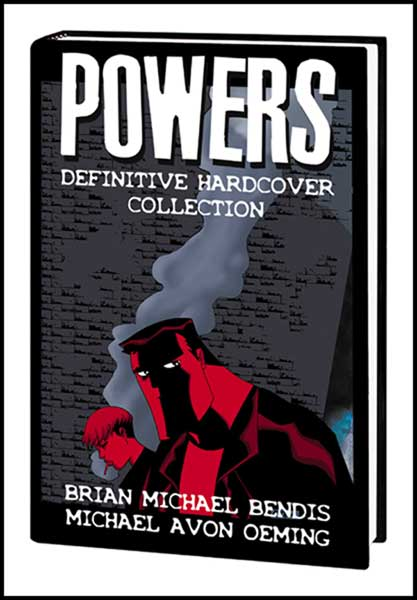 Image: Powers Vol. 01 HC  - Marvel Comics
