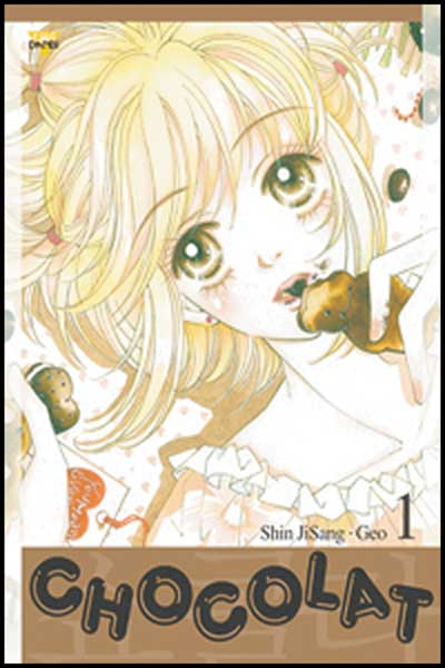 Image: Chocolat Vol. 01 SC  - Ice Kunion
