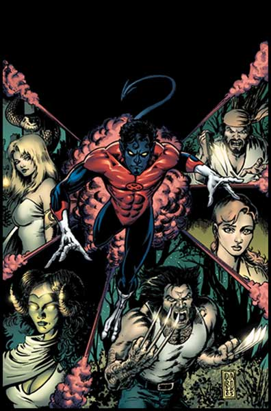 Image: Nightcrawler #12 (Vol. 3) - Marvel Comics