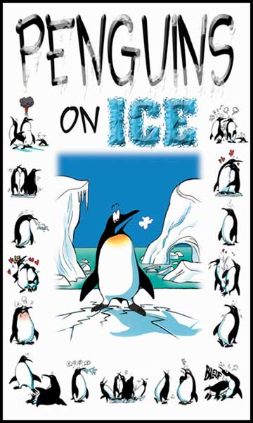 Image: Penguins on Ice SC  - I-Books