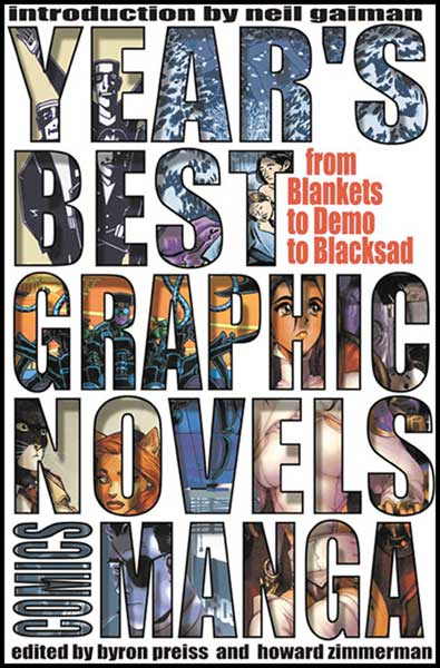 Image: Year's Best Graphic Novels, Comics & Manga SC  -