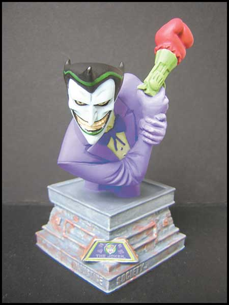 Image: Justice League Mini-Paperweight: Joker  -