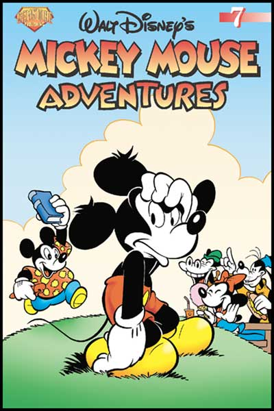 Image: Mickey Mouse Adventures Vol. 07 SC  - Gemstone Publishing