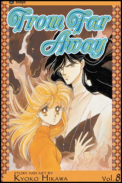 Image: From Far Away Vol. 08 SC  - Viz Media LLC