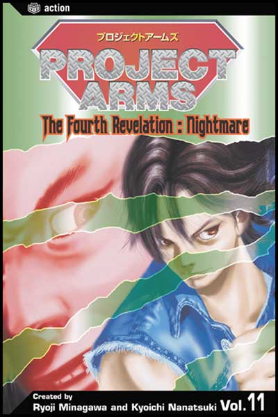 Image: Project Arms Vol. 11 SC  - Viz Media LLC