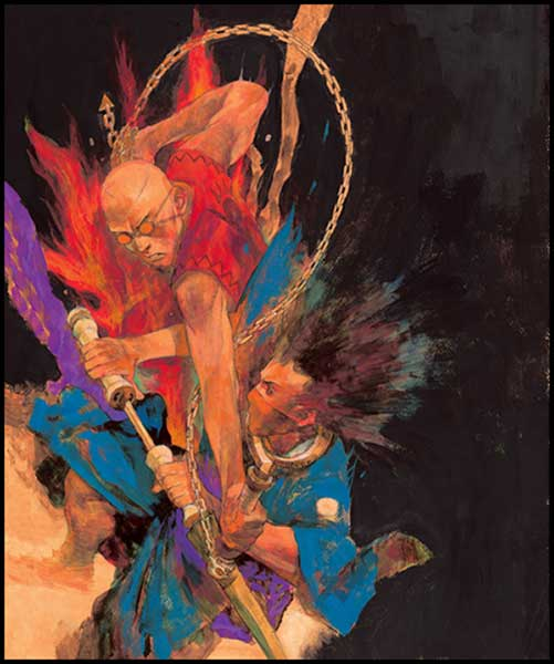 Image: Blade of the Immortal Vol. 15: Trickster SC  - Dark Horse Comics