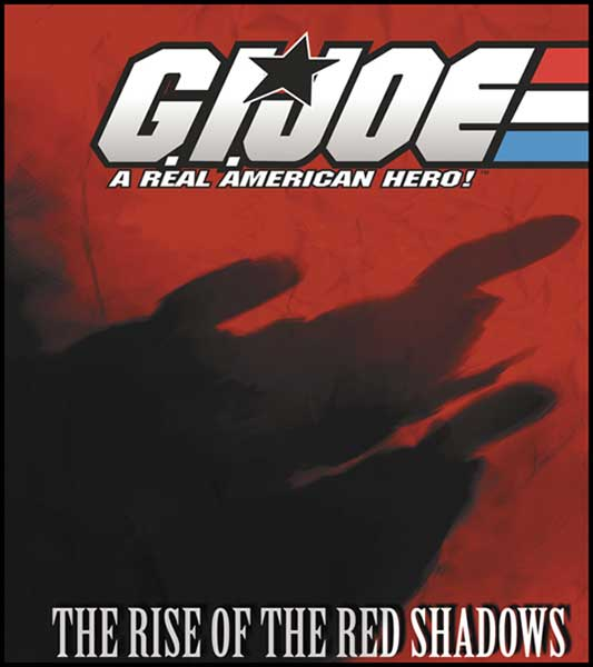 Image: G.I. Joe Vol. 8: Rise of the Red Shadows SC  - Devils Due Publishing