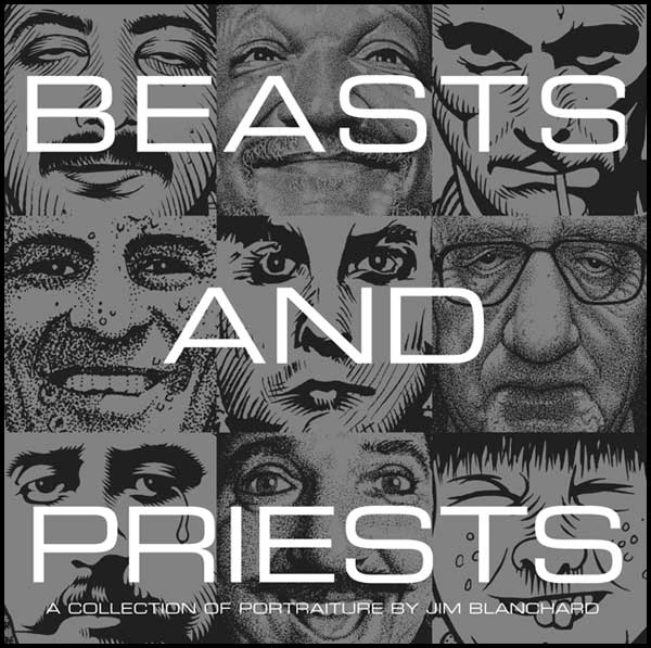 Image: Beasts and Priests SC  - Fantagraphics Books