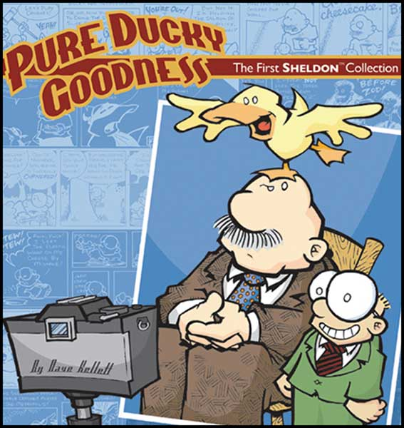 Image: Pure Ducky Goodness Vol. 1: First Sheldon Collection SC  - Starline Multimedia Inc