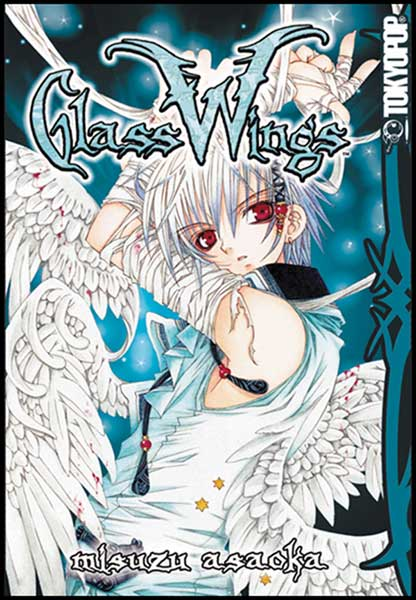 Image: Glass Wings SC  - Tokyopop