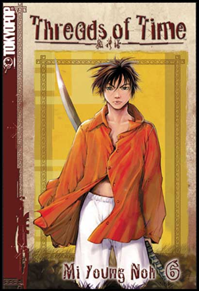 Image: Threads of Time Vol. 06 SC  - Tokyopop