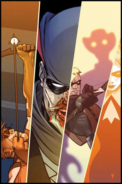 Image: Green Arrow: Moving Targets SC  - DC Comics