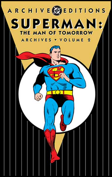 Image: Superman: Man of Tomorrow Archives Vol. 02 HC  - DC Comics