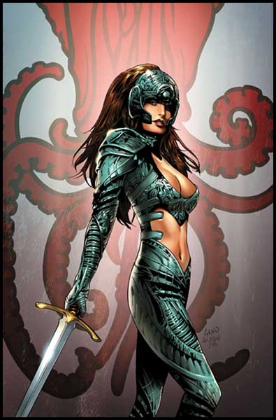 Image: Witchblade Vol. 10: Witch Hunt SC  - Image Comics