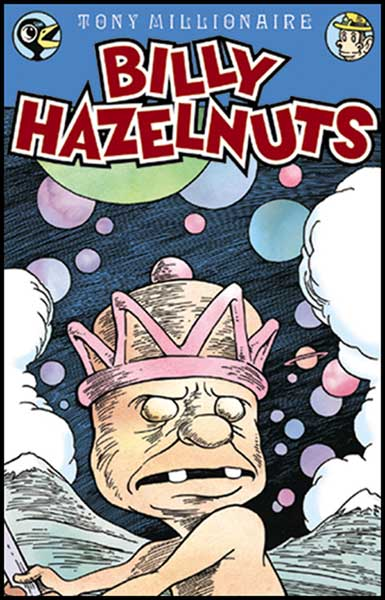 Image: Billy Hazelnuts HC  - Fantagraphics Books