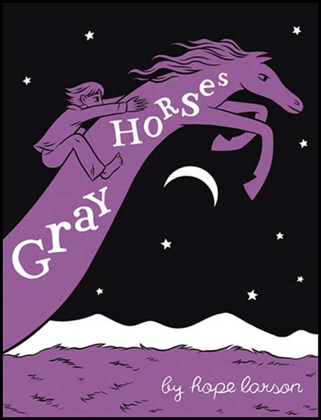 Image: Gray Horses SC  - Oni Press Inc.