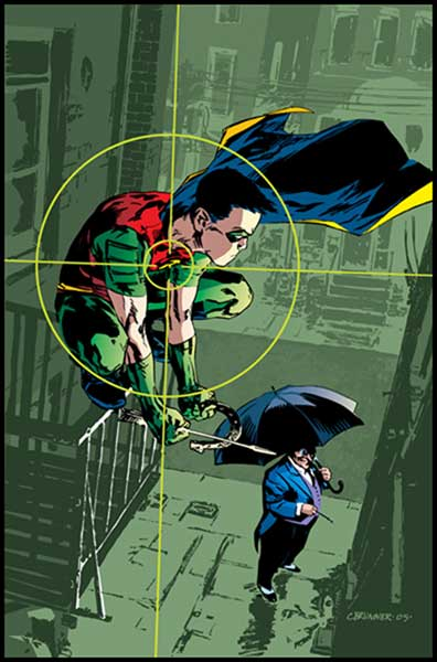 Image: Robin: To Kill a Bird SC  - DC Comics