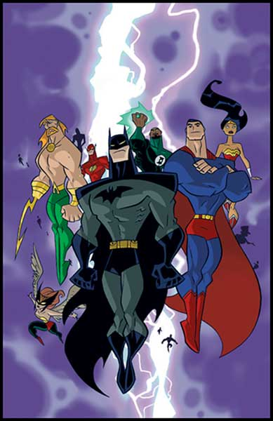 Image: Justice League Unlimited Vol. 02: World's Greatest Heroes SC  - DC Comics