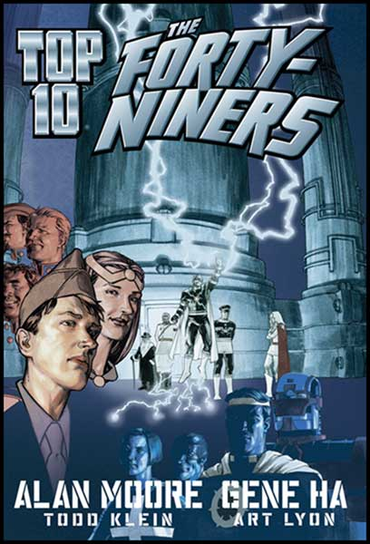 Image: Top 10: The Forty Niners SC  - DC Comics