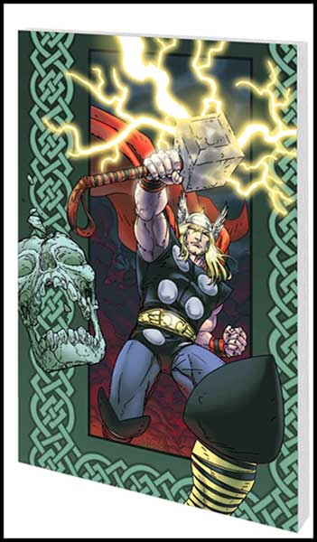 Image: Thor: Blood Oath SC  - Marvel Comics