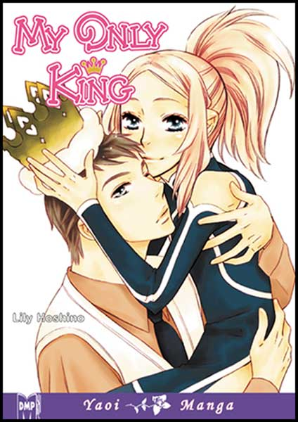 Image: My Only King SC  - Digital Manga Distribution