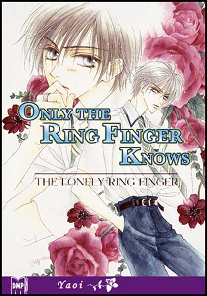 Image: Only the Ring Finger Knows Lonely Ring Finger Novel SC  - Digital Manga Distribution
