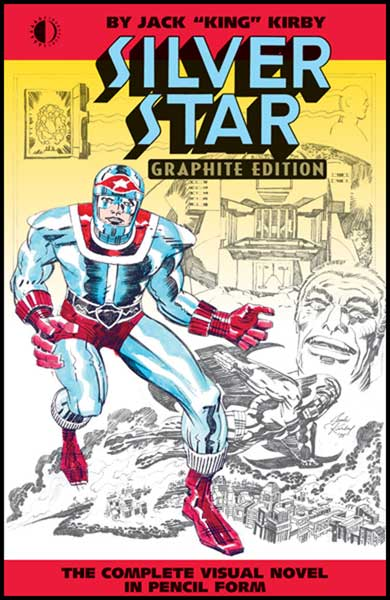 Image: Silver Star  (Graphite ed.) - Twomorrows Publishing