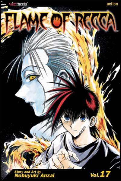 Image: Flame of Recca Vol. 17 SC  - Viz Media LLC
