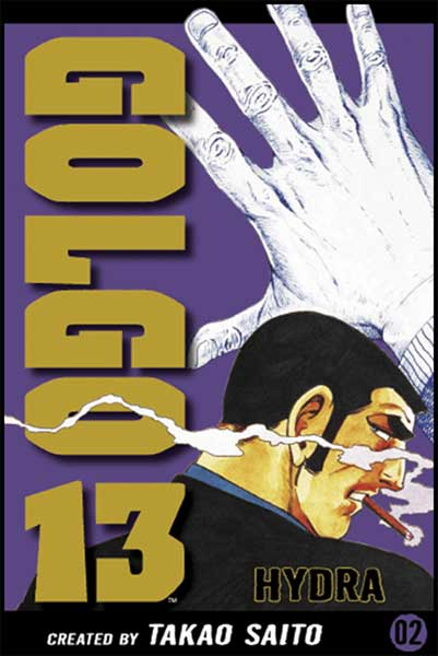 Image: Golgo 13 Vol. 02 SC  - Viz Media LLC