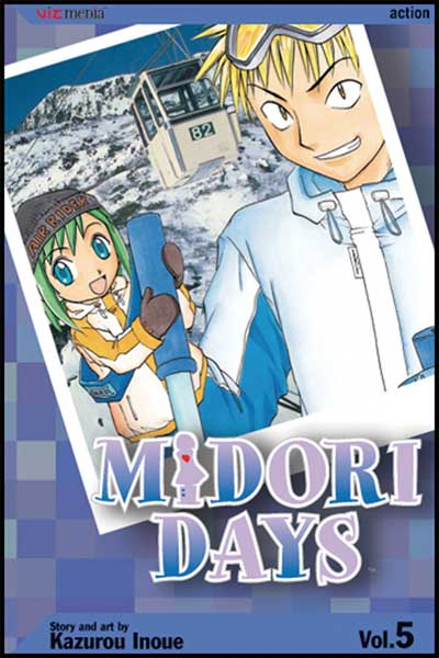 Image: Midori Days Vol. 05 SC  - Viz Media LLC