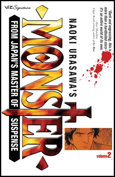 Image: Naoki Urasawa's Monster Vol. 02 SC  - Viz Media LLC