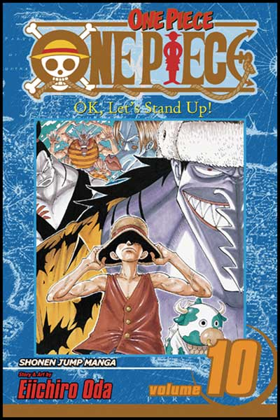 Image: One Piece Vol. 10 SC  - Viz Media LLC