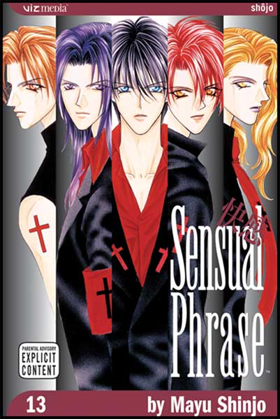 Image: Sensual Phrase Vol. 13 SC  - Viz Media LLC