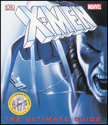 Image: X-Men: The Ultimate Guide HC  (Revised ed.) - Marvel Comics