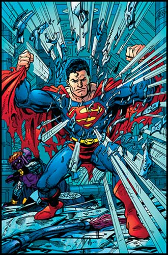 Image: Superman: Strange Attractors SC  - DC Comics