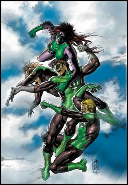 Image: Green Lantern #11 (Vol. 4) - DC Comics