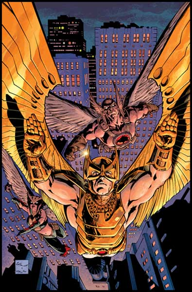 Image: Hawkman Vol. 04: Golden Eagle SC  - DC Comics