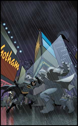 Image: Batman Strikes! #20 - DC Comics