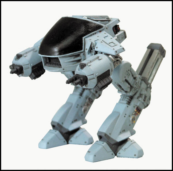 Image: Robocop Kotobukiya Model Kit: ED 209  -
