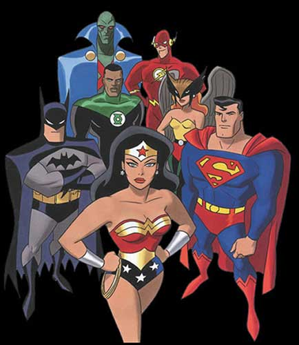 Image: Justice League Season 1 DVD Set  -