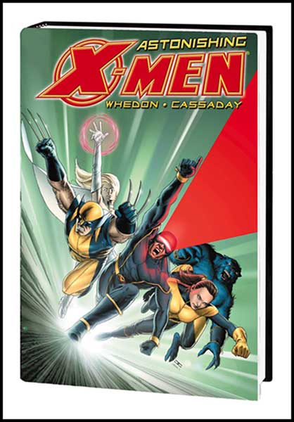 Image: Astonishing X-Men Vol. 1 HC  - Marvel Comics
