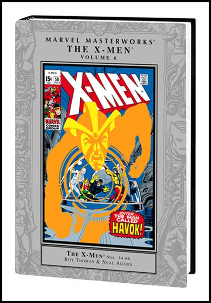 Image: Marvel Masterworks: X-Men Vol. 06 HC  - Marvel Comics