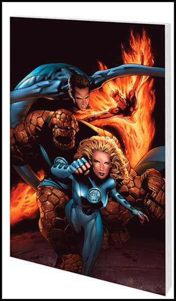 Image: Ultimate Fantastic Four Vol. 05: Crossover SC  - Marvel Comics
