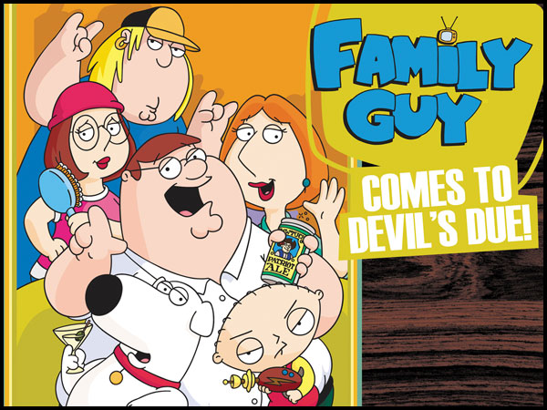 Image: Family Guy Vol. 1 SC  - Devils Due Publishing