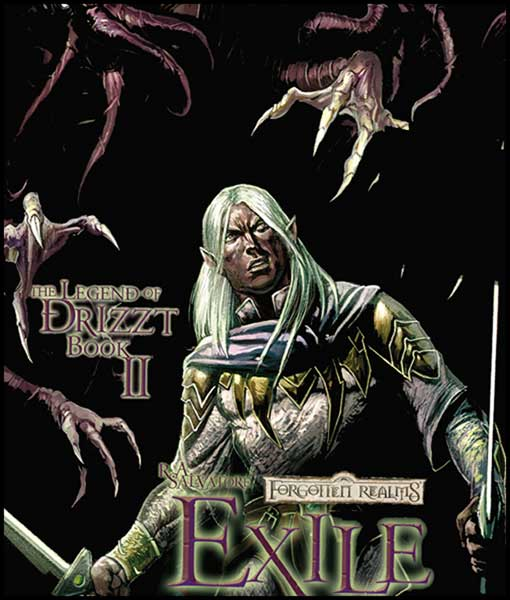 Image: Forgotten Realms: The Legend of Drizzt Book II - Exile SC  - Devil's Due Publishing Inc