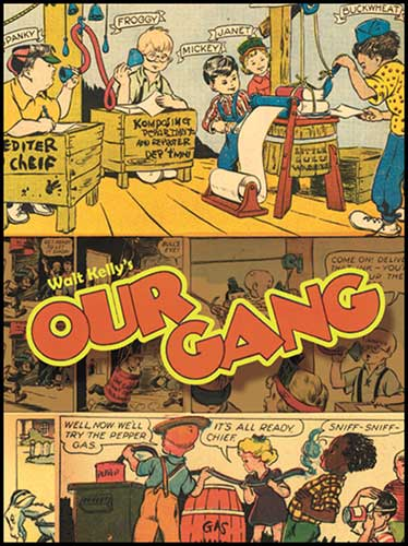 Image: Our Gang Vol. 01 SC  - Fantagraphics Books