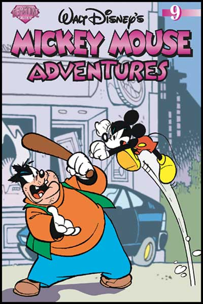 Image: Mickey Mouse Adventures Vol. 09 SC  - Gemstone Publishing
