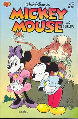 Image: Mickey Mouse and Friends #288 - Gemstone Publishing
