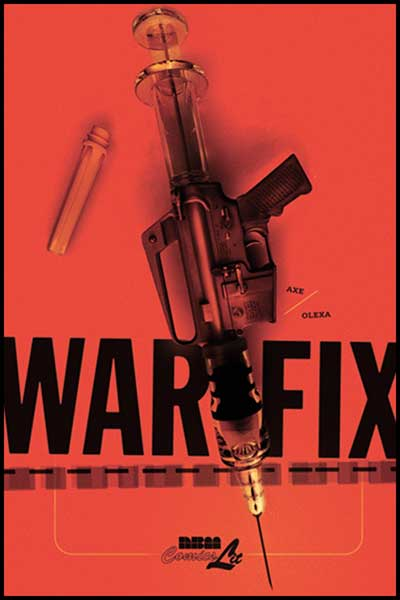 Image: War Fix HC  - NBM