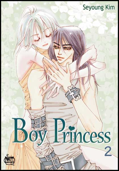 Image: Boy Princess Vol. 2 SC  - Netcomics